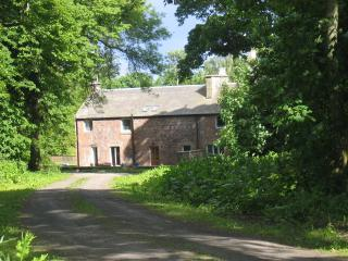 The Chauffeur's cottage, Kinblethmont Estate, Arbroath