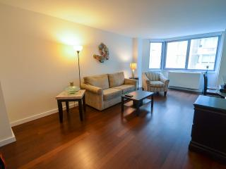 High End 1br Doorman River View, New York