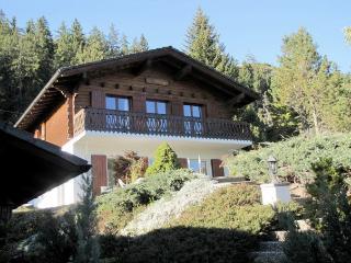 Maison des alpes, Anzère