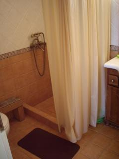 shower and bathroom furniture