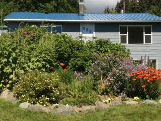 Garden Retreat: Family, Fisherman & Pet Friendly, Homer