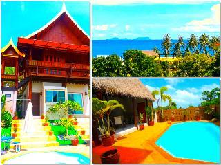 Villa Ayutthaya - Golden Pool Villas, Kantiang Bay