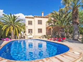 VILLA FUSTERA: 400m to sandbeach and facilities, Benissa