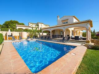 Villa Almendros -  900m to the beach with private pool and air conditioner.