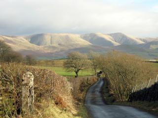The Estate is close to The Howgill Fells