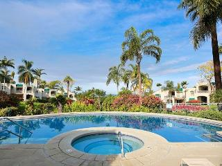 Palms at Wailea #205  2B/2B  - Luxurious, Spacious, Fantastic Location!