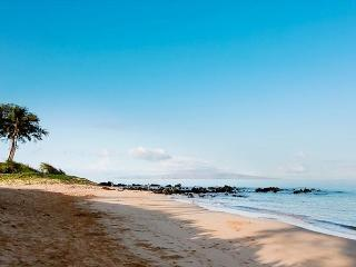Keawakapu Beach is a short stroll away from Palms at Wailea
