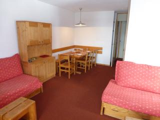 Belle Plagne 2 bed apartment