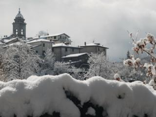 mansarda sulla montagna pistoiese, vacation rental in Chiesina-Farne