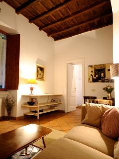 Banchi Vecchi apartment, Roma