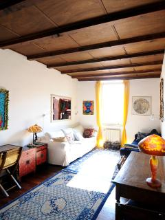 Trastevere lovely studio apartment, Rome