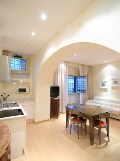 Conservatorio studio apartment, Rome