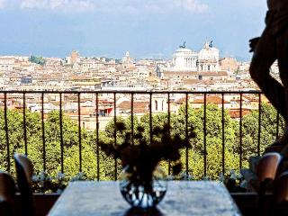 Sant'Onofrio terrace apartment, Rome