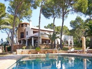 Villa Gracio, Cala Gracio
