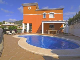 VILLA MELISSA: 600m to sandbeach and restaurants, Calpe
