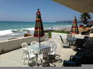 Beach Condo Right on the Sand- MONTHLY $6900 to $18,000!  061, Capistrano Beach