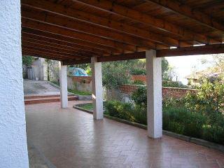 Villa con Veranda a Porto Conte