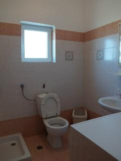 The toilet of Notos villas