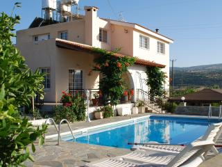 Beautiful villa with Stunning Views!, Polis