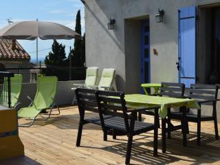 L'Oustal Delcastèl comfortable holiday retreat, Puicheric