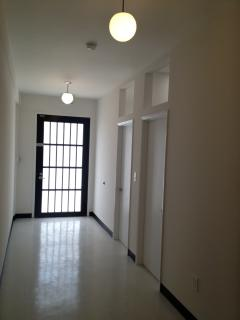 Hallway and Entrances to Bedrooms