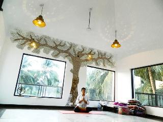 North Goa luxury unique 4 bedroom/bathroom Villa, Siolim