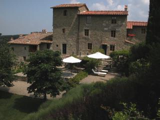 Campolungo, 'Lo Studio', Panzano in Chianti