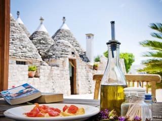 Trulli il Castagno: trullo country house in Puglia, Martina Franca