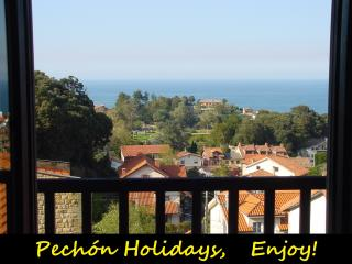 Apartamento vistas mar 5 pax Pechón Holidays, Pechon