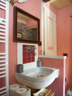 EREMO GIOIOSO: bagno camera la VITE