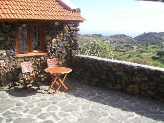 Terraza con bonitas vistas