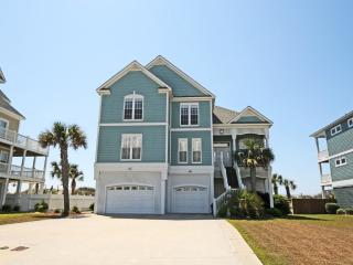 New River Inlet Rd 760 Oceanfront! | Jacuzzi, Internet, Fireplace, North Topsail Beach