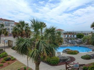 Villa Capriani 108-A Oceanfront! | 3 pools, Largest Pool on NC Coast, 2 Hot Tubs, Grill Area, Tennis Courts, Restaurant, and Internet, North Topsail Beach