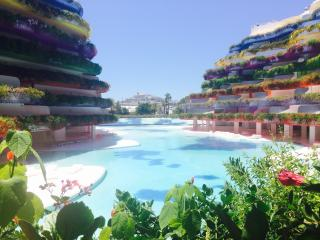 Waterfront  Design Apt las Boas, Views, wifi,, Ibiza Town