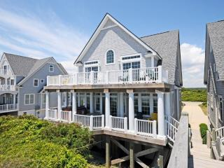 Island Drive 4276 Oceanfront! | Internet, Community Pool, Hot Tub, Jacuzzi, Fireplace, Foosball, North Topsail Beach