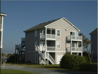 Old Village Lane 137 Sound View! | Community Pool, Tennis, Private Dock (not deep water), North Topsail Beach