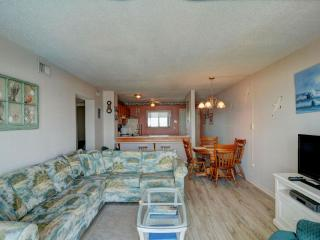 Topsail Dunes 2203 Oceanfront! | Community Pool, Tennis Courts, Grill Area, North Topsail Beach