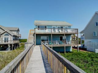 Island Drive 3512 Oceanfront! | Internet, Pet Friendly, North Topsail Beach