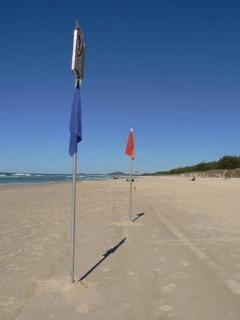 Patrolled beach 365 days a year