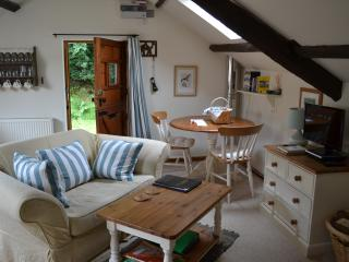 Cosy Rural Barn for Two (Red Kite Cottage), Lampeter
