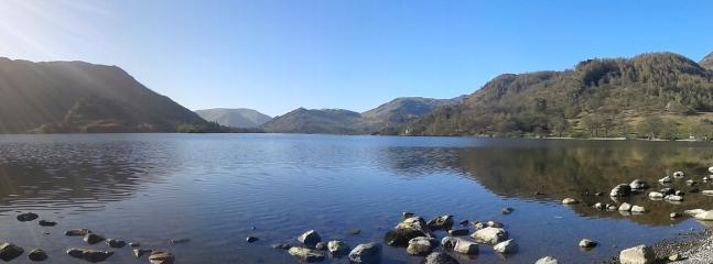 Beautiful Ullswater 10 minute drive from lodge