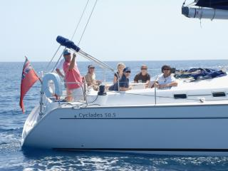50.5ft Beneteau Sailing Yacht, Gibraltar