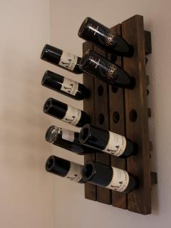 stocked wine
