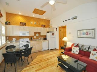 Living and Dining Areas of Great Room - Lower Level