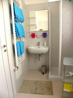 ...e  dove rilassarsi con una buona doccia