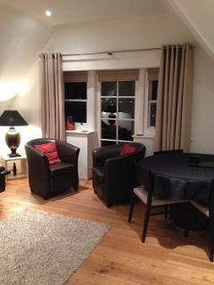 Central location and only two minutes walk to the award sandy beach and local town.