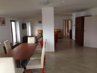 Penthouse Apartment located opposite the ski lift, Bansko