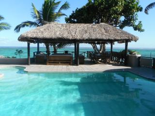 Coral Palms Exclusive Beachfront Private Villa, Sigatoka