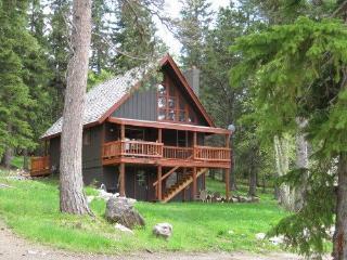 Alpine Retreat Cabin, Lead