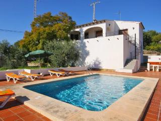 VILLA GUIXA: 500m to sandbeach and facilities, Benissa